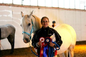 Natalia and I Can wins from Aurora horse show